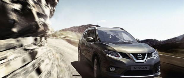 Nissan visar upp nya X-Trail
