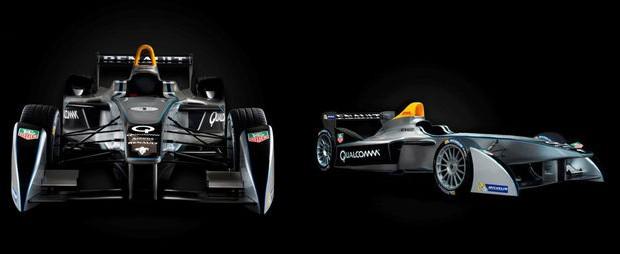 Formel E – Formel 1 fast med eldrivna bilar