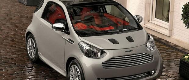 Aston Martin lägger ner Cygnet
