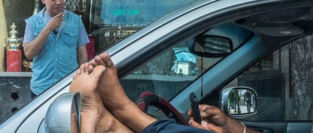 Skärpta krav för mobilanvändning i bil