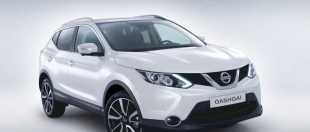 Nissan presenterar nya Qashqai