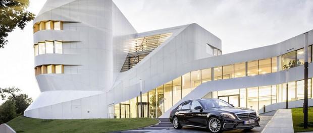 Herren på täppan – nya Mercedes S 65 AMG