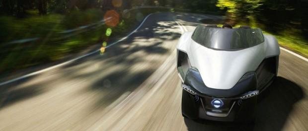 BladeGlider – kul koncept från Nissan