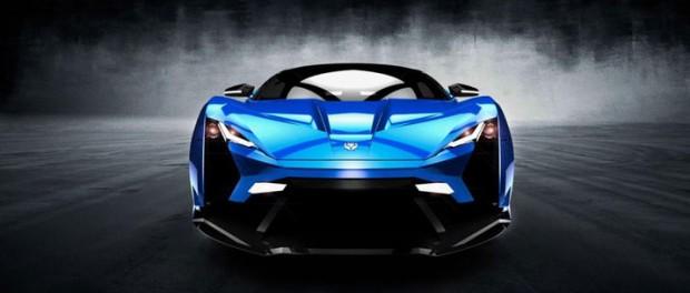 W Motors nästa modell – Lykan Supersport