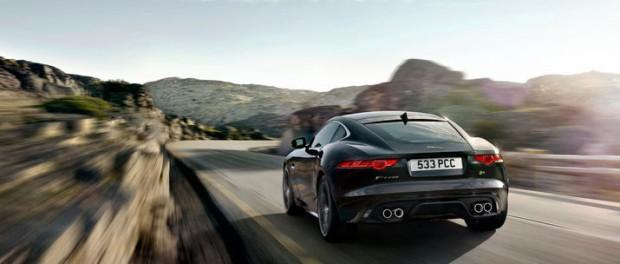 Jaguar F-Type Coupé är här på riktigt