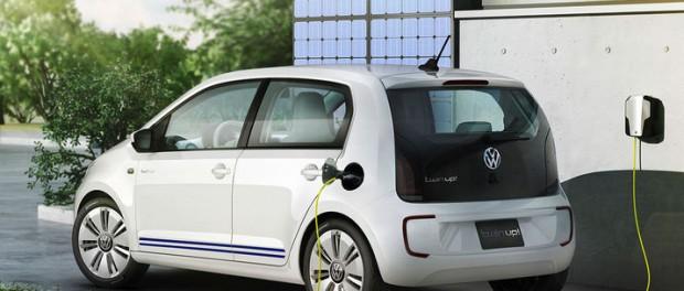Volkswagen up! kommer som laddhybrid