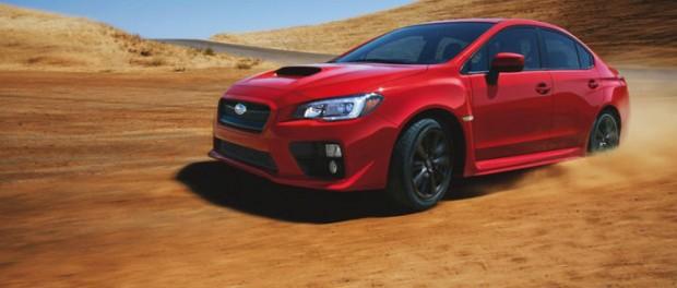 Nya Subaru WRX presenterad