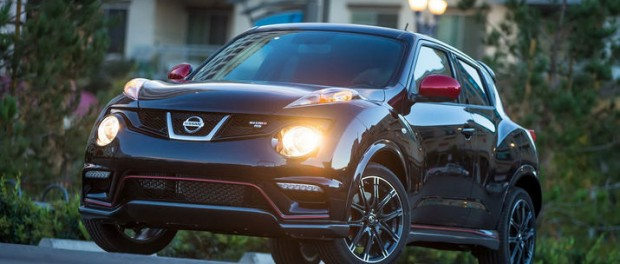 Nissan lanserar RS-division