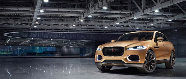Jaguar visar uppdaterad C-X17