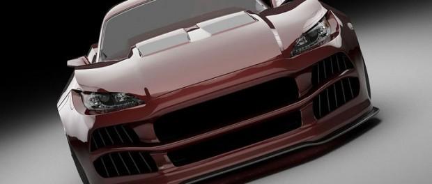 BXR Motors visar upp Bailey Blade XTR