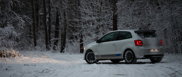 Polo R WRC – inte bara klibbor