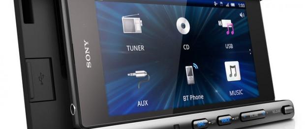Sony släpper bilstereo-docka för mobilen