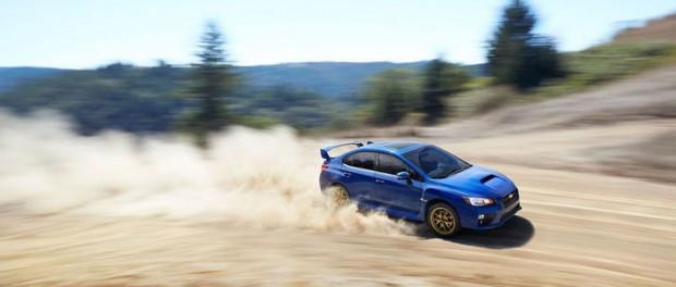 Nya Subaru Impreza WRX STI läcker ut