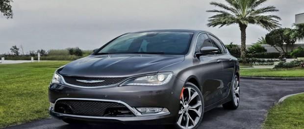 Nya Chrysler 200 läcker ut