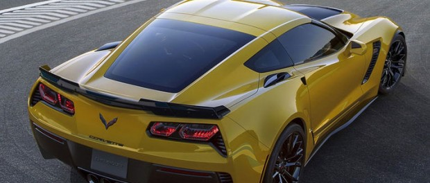 Nya Corvette Z06 nu officiell