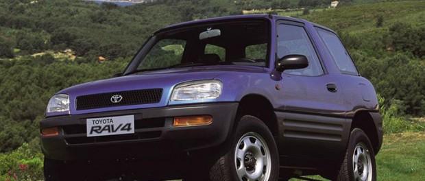 Toyota RAV4 fyller 20!
