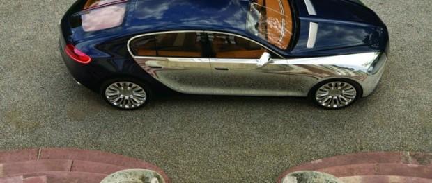 Det blir ingen Bugatti 16C Galibier