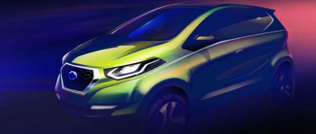 Datsun teasar nytt koncept