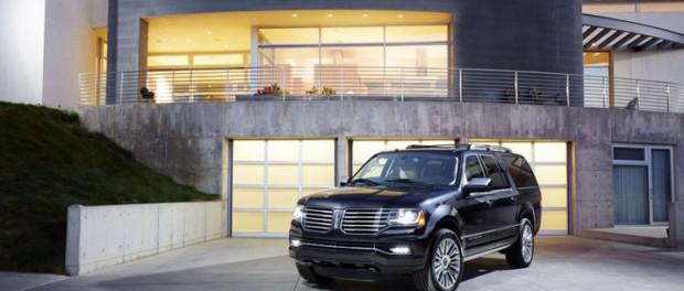 Lincoln utmanar Cadillac med nya Navigator