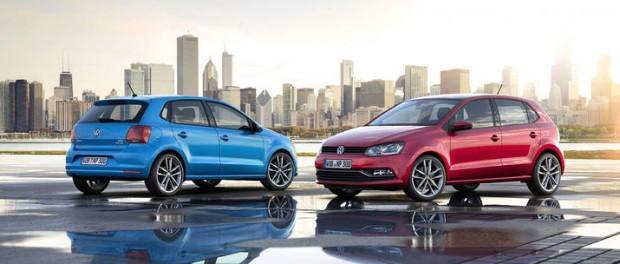 Volkswagen Polo får litet lyft