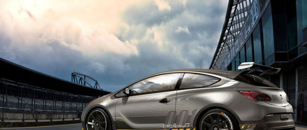 Opel visar upp extrema Astra OPC Extreme