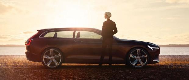Det här är Volvo Concept Estate