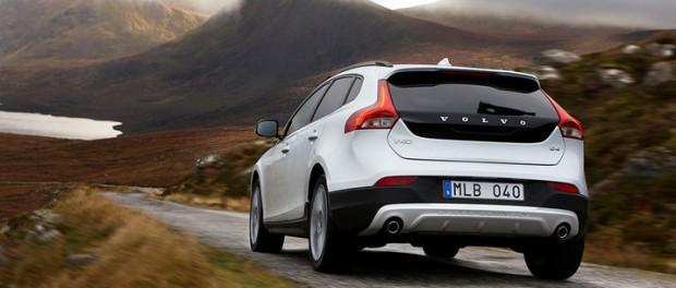 Drive-E nu även till Volvo V40