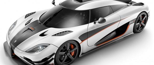 Koenigsegg visar upp One:1