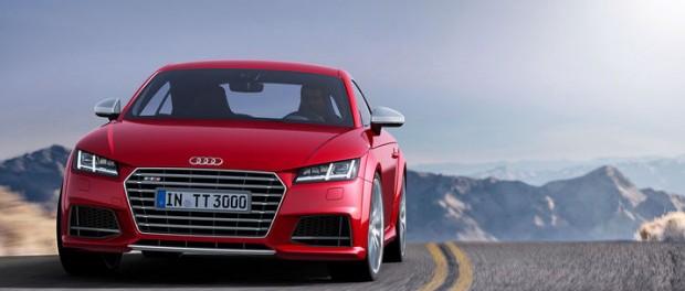 Audi visar upp nya TT