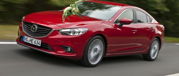 Mazda återkallar spindelattackerade bilar