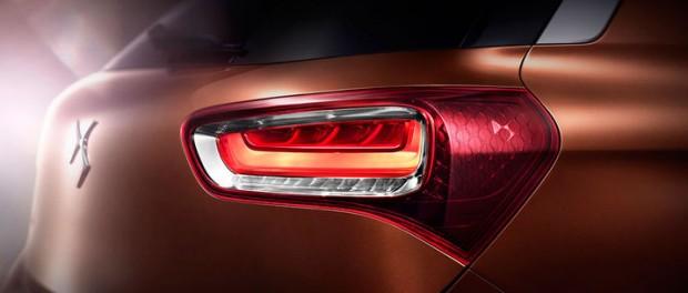 Citroën teasar ny DS-modell
