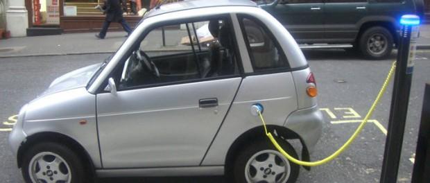 Nu drivs en procent av bilarna i Norge av el