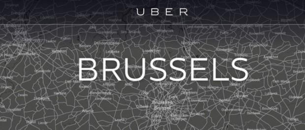 Uber förbjuds i Belgien