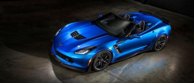 Corvette Z06 nu även som cab