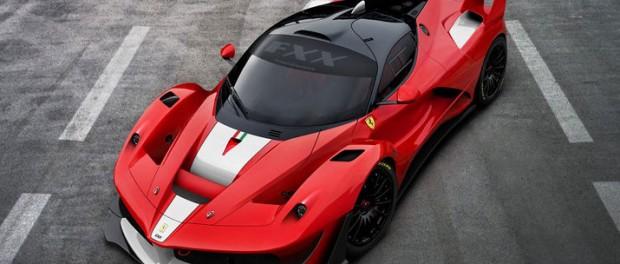 Extrema LaFerrari XX lanseras nästa år
