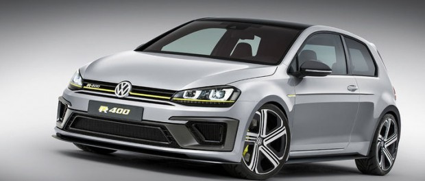 Golf R 400 officiell