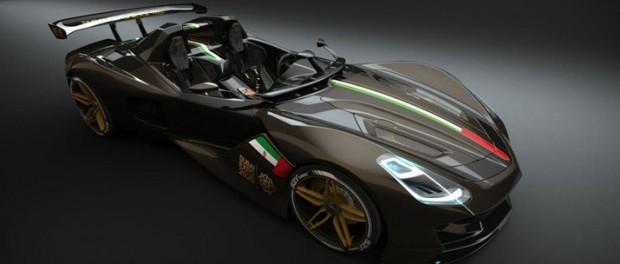 Dubai Roadster