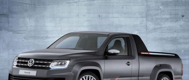 Volkswagen Amarok Power läcker ut