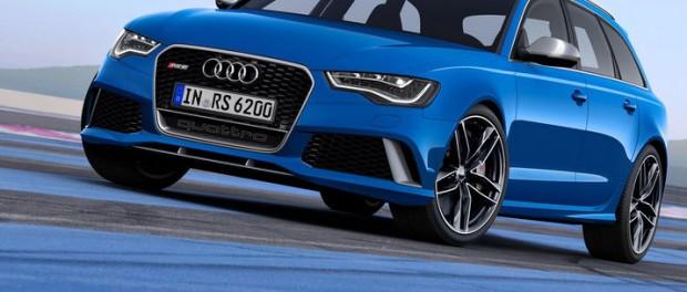 Detaljer kring Audi RS 6 Plus läcker ut