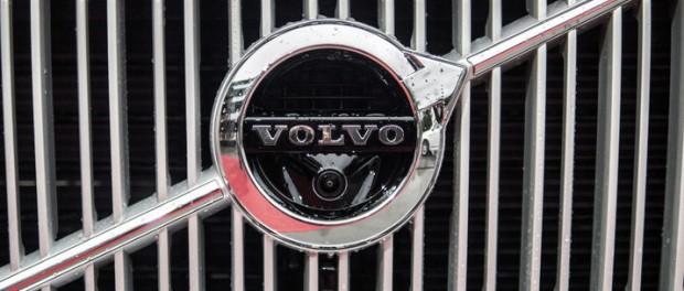 Det här är Volvos nya logga