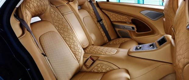 Nya bilder på Aston Martin Lagonda