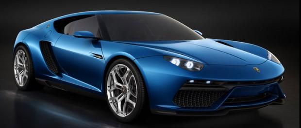 Lamborghini presenterar sin första hybrid