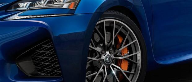 Lexus släpper teaserbilder på ny F-modell