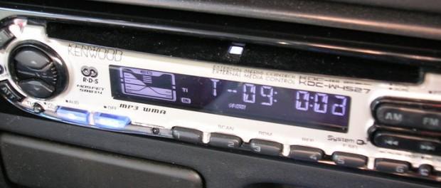 STIM anser att bilstereon i hyrbilar utgör ett upphovsrättsintrång