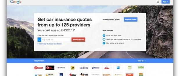 Google börjar sälja bilförsäkringar i USA