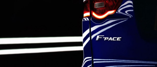 Jaguar smygvisar nya modellen F-Pace