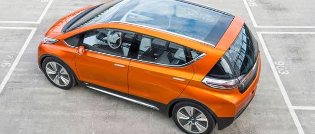 Chevrolet visar upp konceptet Bolt