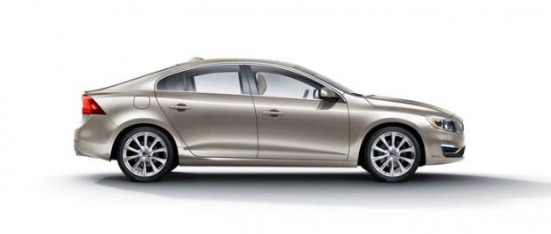 Volvo visar upp förlängd S60