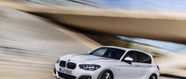 BMW 1-serie – nu med ett helt okej ansikte
