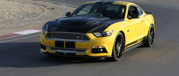 Shelby American presenterar Ford Mustang Shelby GT